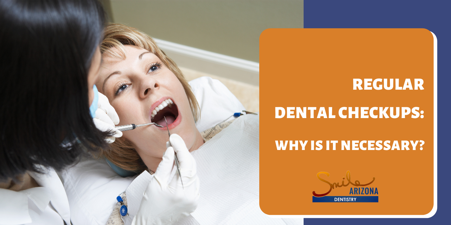 Regular Dental Checkups: Why is It Necessary?